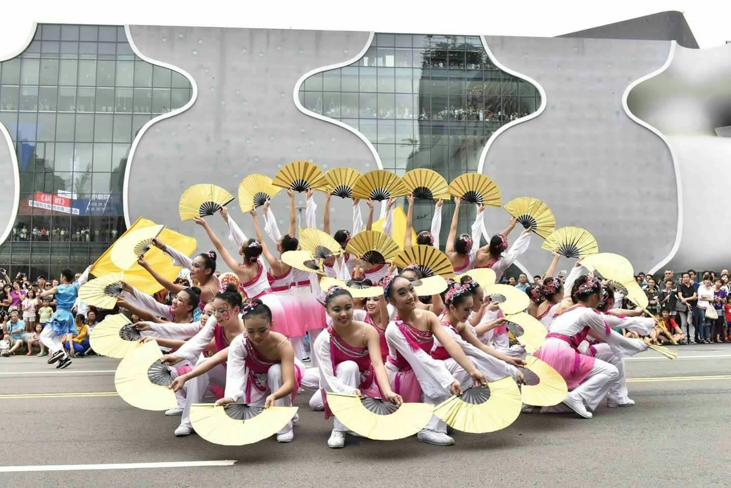 2016年台中國際踩舞祭