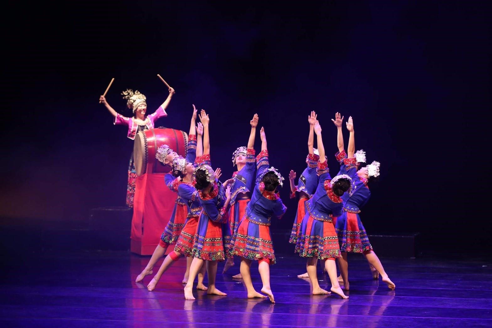 舞蹈科40屆畢業公演<我舞故我在>
